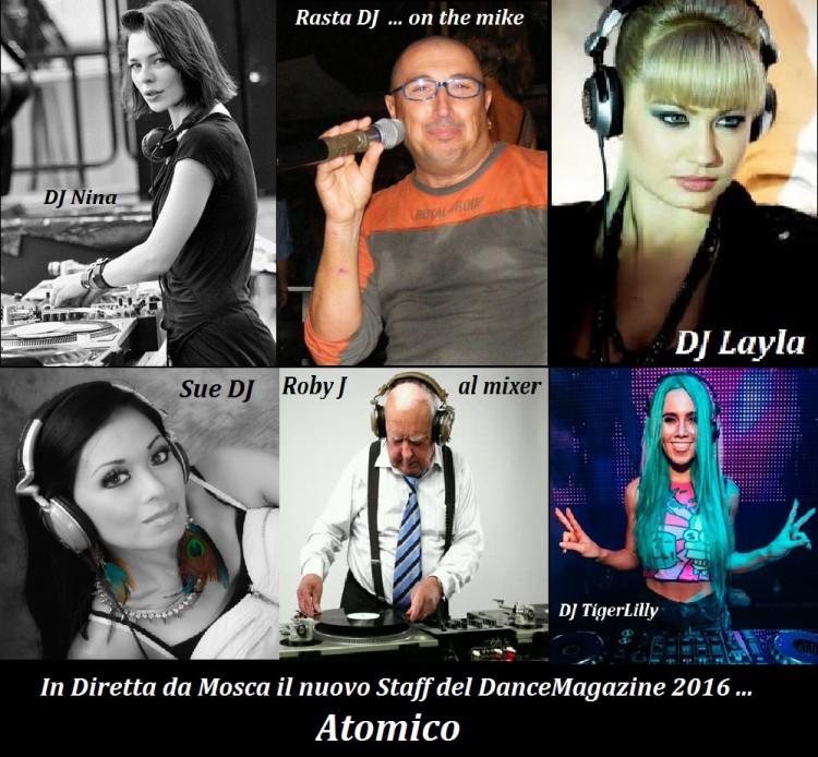 Staff DanceMagazine 2016-2017