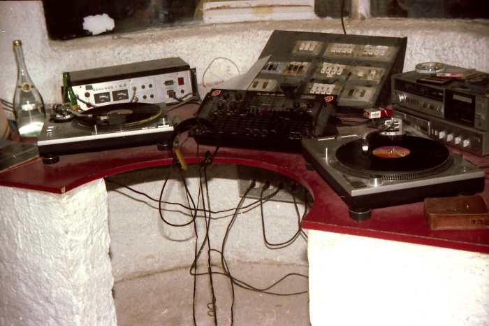 old school dj